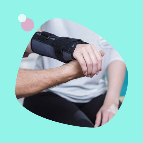 آرتوز اندام فوقانی- کلینیک پژم